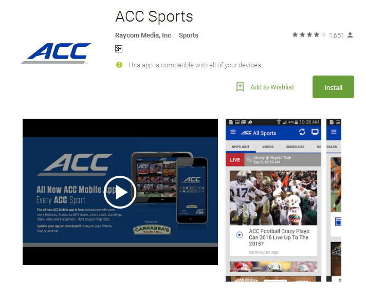 best android apps to watch live sports can tell she