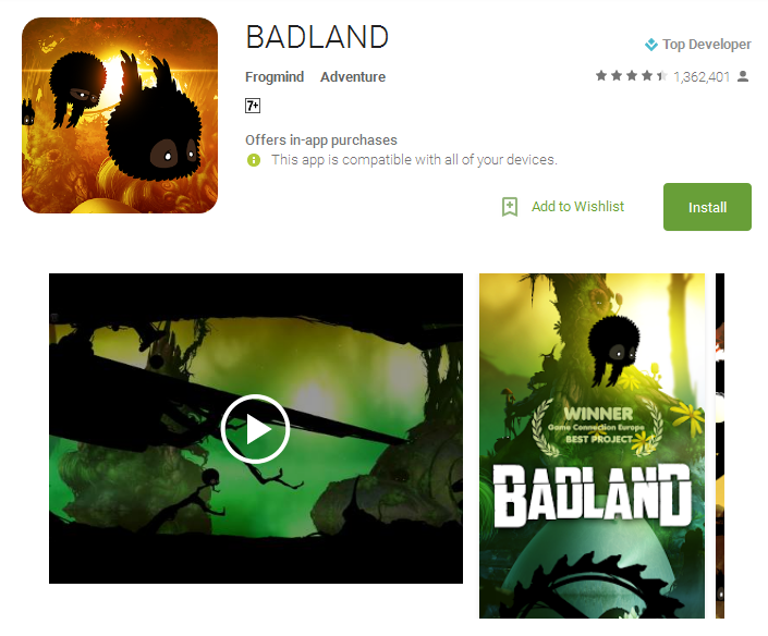 Bandland Multiplayer android game