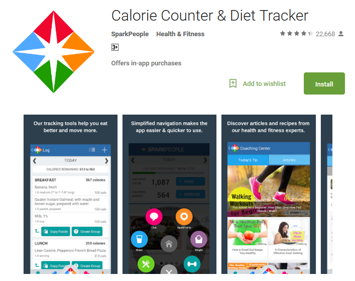 Top 10+ Calorie Counter Apps To Track Your Calories - Andy ...