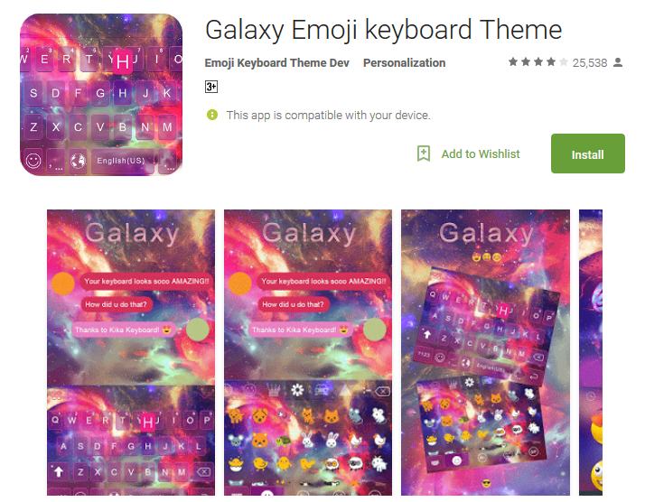 Top 15 Best Free Emoji Keyboard Apps For Android - Andy Tips