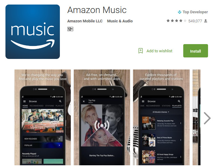Top 10 Free Music Apps Without Wifi For Android Andy Tips